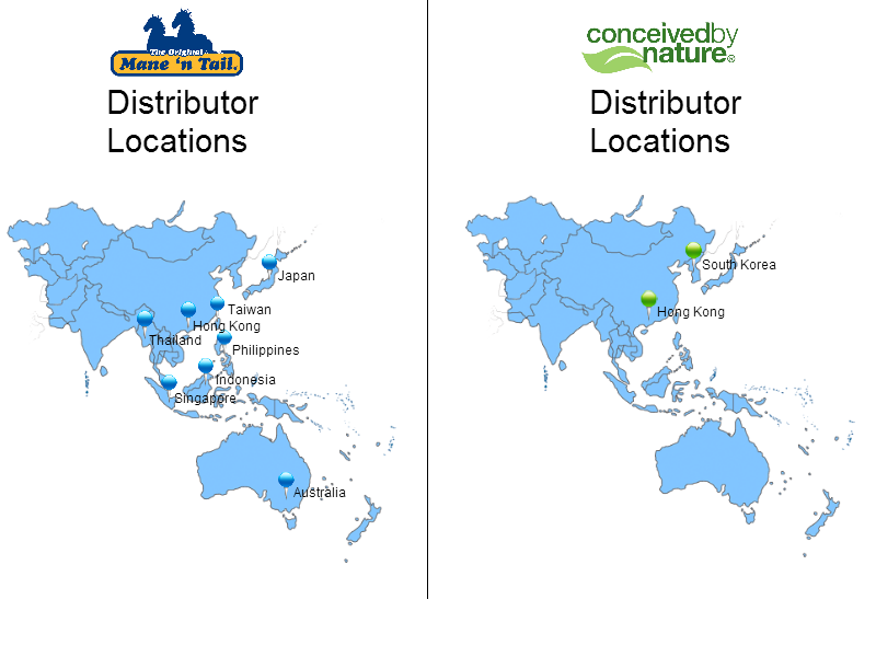 Distributor Locations
